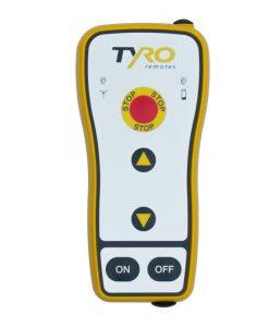 2 channel transmitter