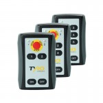 2, 4 and 6 channel remote control